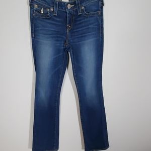"True Religion ""Becky"" Boot Cut Jeans"